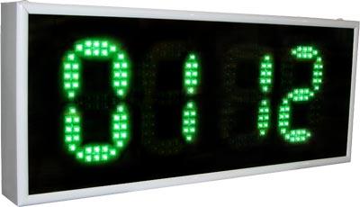 Басай: часы электронные первичные